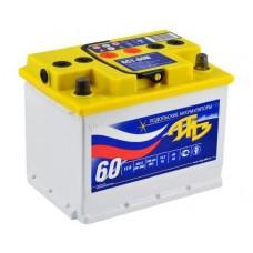 АКБ 6СТ. 62 ПАЗ 450A п/п
