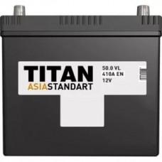 АКБ 6СТ. 50 Титан Asia 410A о/п