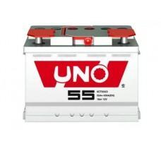 АКБ 6СТ. 55 UNO (EN460) 420А п/п