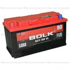 АКБ 6СТ. 66 BOLK 540А п/п