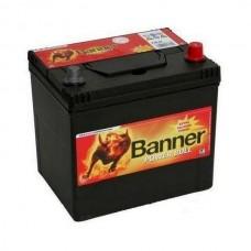 АКБ 6СТ. 50 Banner Power Bull P50 41 420A азия о/п