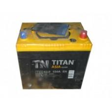 АКБ 6СТ. 62 Титан Asia 550A о/п