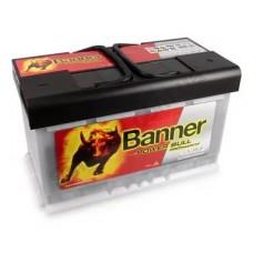 АКБ 6СТ. 77 Banner Power Bull PRO P77 40 680A о/п