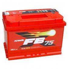 АКБ 6СТ. 75 FB (EN680) 640А о/п