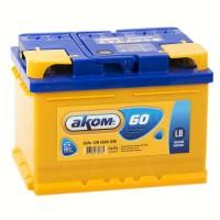 АКБ 6СТ. 60 АКОМ 590А низкий о/п