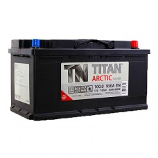 АКБ 6СТ. 100 ТИТАН Arctic Silver 950A о/п