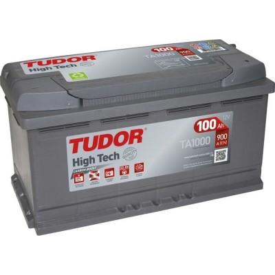 АКБ 6СТ. 100 Tudor High-Tech TA1000 900A о/п