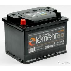 АКБ 6СТ. 60 Smart Element 500А, о/п
