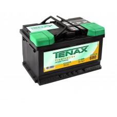 АКБ 6СТ. 102 TENAX TREND 680А (602 102 068) п/п конус