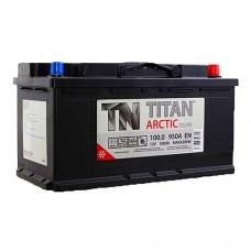 АКБ 6СТ. 100 ТИТАН Arctic Silver 950A п/п