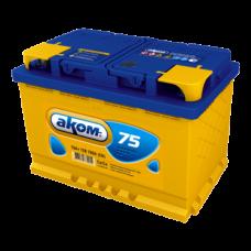 АКБ 6СТ. 60 АКОМ 520А п/п