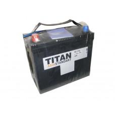 АКБ 6СТ. 50 Титан Asia 410A о/п Россия