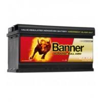 АКБ 6СТ. 92 Banner Running Bull 592 01 AGM 850A старт-стоп о/п