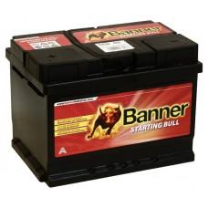 АКБ 6СТ. 70 Banner Starting Bull 570 44 640A о/п