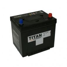 АКБ 6СТ. 62 Титан Asia 550A п/п