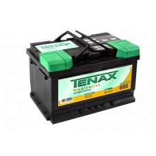 АКБ 6СТ. 105 TENAX TREND 680А (605 102 080) п/п конус