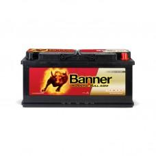 АКБ 6СТ. 80 Banner Running Bull AGM 580 01 800A старт-стоп о/п