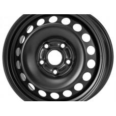 Диски 5.0J14 ET40 D57.1 Trebl VW / Skoda (5x100) Black X40028