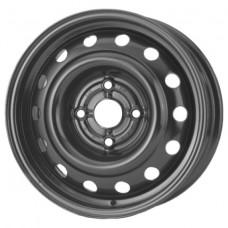 Диски 5.5J15 ET29 D67.1 KFZ Toyota (6x139.7) Black Hiace арт.8370