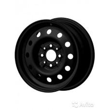 Диски 5.5J14 ET49 D56.6 Trebl Ghevrolet / Ravon / Daewoo / Opel (4x100) Black, арт.53A49A-P