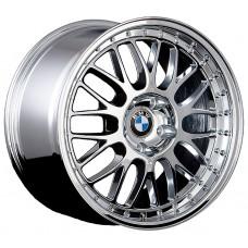 Диски 10.0J18 ET47 D72.6 Racing Wheels Premium H-222 (5x120) Chrome