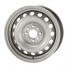 Диски 5.5J14 ET35 D58.5 Magnetto ВАЗ 2110 (4x98) Silver арт.14003 S AM