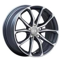 Диски 6.5J15 ET40 D60.1 LS Wheels 764 (4x100) BKF