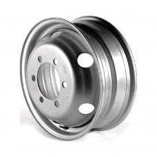 Диски 5.5J16 ET106 D130 Asterro Газель (6x170) Silver, арт.TC1607C