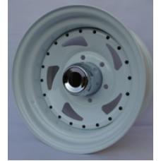 Диски 10.0J15 ET-24 D110.5 IKON SNC010W (6x139.7) W - белый