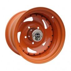 Диски 10.0J15 ET-24 D108.7 IKON SNC010OR (5x139.7) Orange УАЗ / Suzuki арт.9115