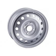 Диски 5.5J14 ET37.5 D63.3 Trebl Ford (4x108) Silver арт.6355