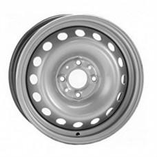 Диски 5.5J13 ET45 D56.6 Trebl Chevrolet (4x100) Silver, арт.52A45A
