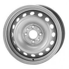 Диски 5.0J14 ET45 D54.1 Trebl Suzuki / Opel (4x100) Silver, арт.5155T