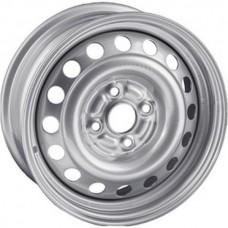 Диски 5.5J13 ET45 D57.1 Trebl VW / Seat / Audi (4x100) Silver, арт.52A45D