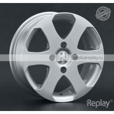 Диски 5.5J14 ET24 D65.1 Replay Peugeot 8 (4x108) S