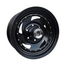 Диски 10.0J15 ET-24 D108.7 IKON SNC010B (5x139.7) Black УАЗ / Suzuki арт.9018