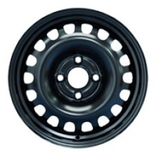 Диски 5.0J13 ET29 D58.6 Mefro ВАЗ-2103 (4x98) Черный