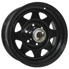 Диски 10.0J15 ET-24 D108.7 Trebl Off-Road 01 (6x139.7) Black