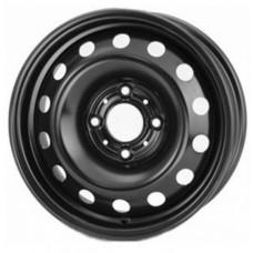 Диски 5.0J13 ET45 D56.6 Chevrolet Aveo (4x100) Черный арт.217.3101015.27