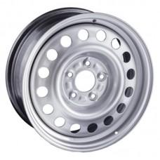 Диски 5.5J14 ET40 D67.1 Trebl Hyundai Starex/Porter (5x120) Silver арт.6085