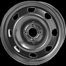 Диски 5.5J14 ET24 D65.1 Trebl Citroen / Peugeot (4x108) Silver, арт.6215