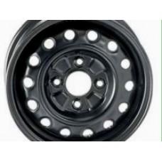 Диски 5.0J14 ET35 D58.6 Mefro ВАЗ-2110-2112 (4x98) Черный