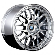 Диски 10.0J18 ET47 D72.6 Racing Wheels Premium H-222 (5x120) Chrome