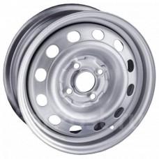 Диски 5.5J13 ET45 D57.1 Trebl Steger VW / Seat / Audi (4x100) Silver, арт.52A45DST