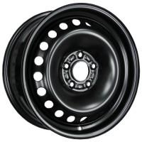 Диски 6.5J16 ET46 D57.1 Magnetto Skoda Octavia (5x108) Black арт.16005 AM