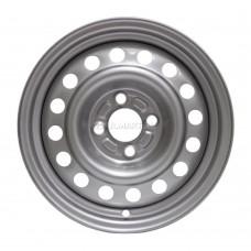 Диски 5.5J14 ET35 D58.6 Trebl ВАЗ 2110 (4x98) Silver, арт.53B35B