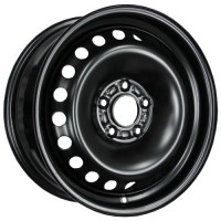 Диски 6.5J16 ET40 D66 Magnetto Nissan Qashqai / Tiida (5x114.3) Black арт.16007 AM