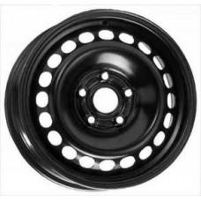 Диски 5.0J14 ET35 D57.1 Trebl VW / Skoda (4x100) Black, арт.5210
