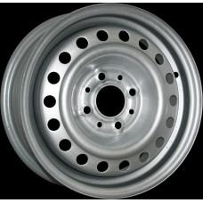 Диски 5.0J13 ET46 D54.1 Trebl Hyundai (4x100) Silver, арт.4375