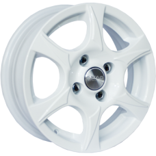 Диски 5.0J13 ET35 D58.6 СКАД Аэро (4x98) Белый арт.1650023